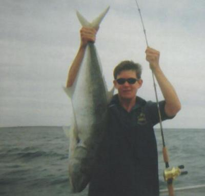 Dampier Offshore Fishing for Mixed Species