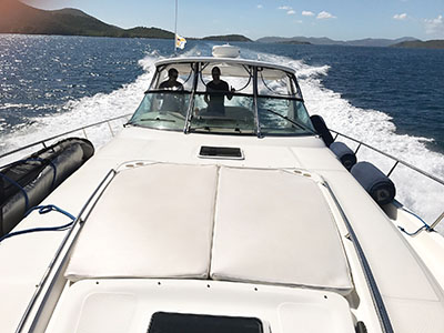 US Virgin Islands Boat Rentals and Fishing Charters